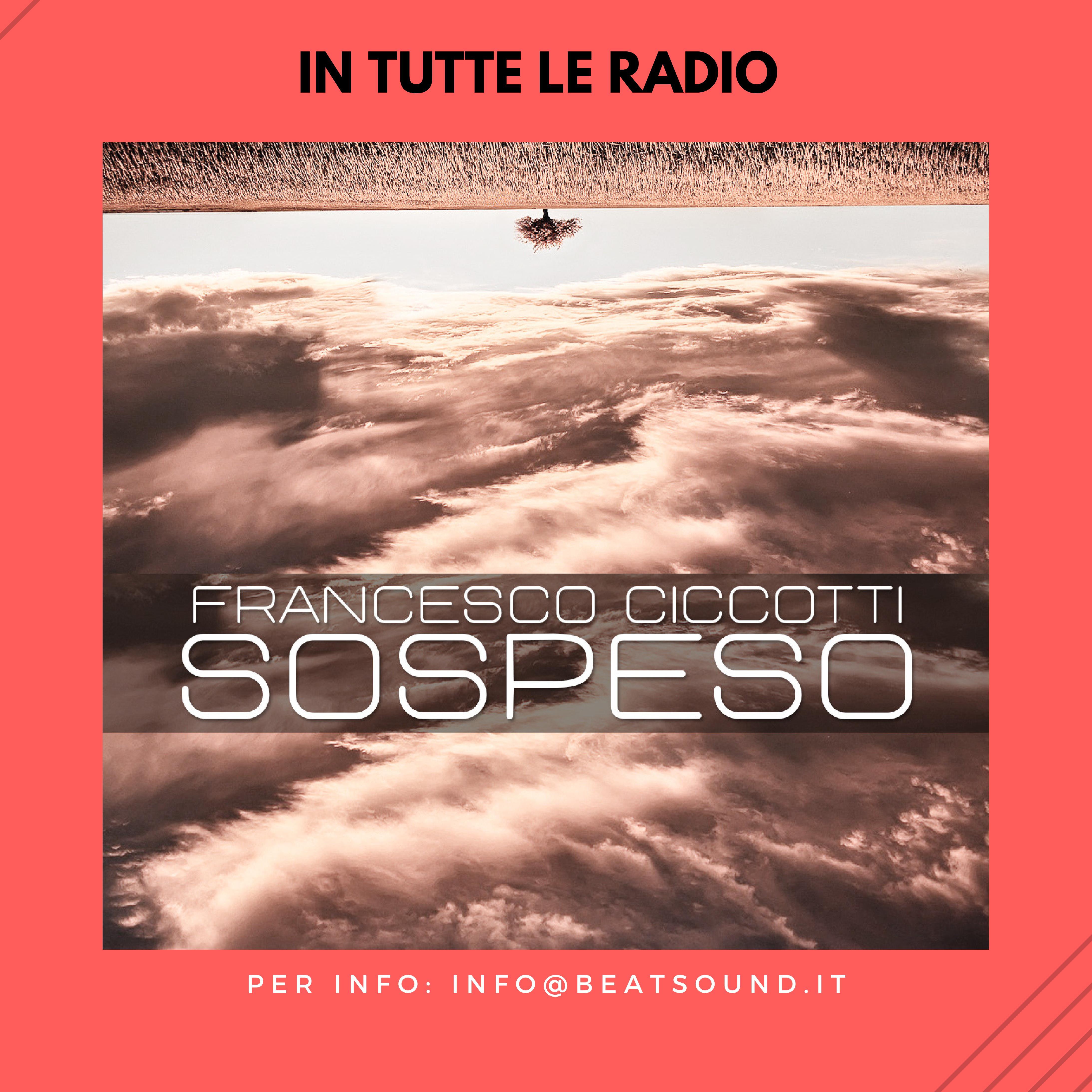 Sospeso di Francesco Ciccotti in tutte le radio dal 14/04/19