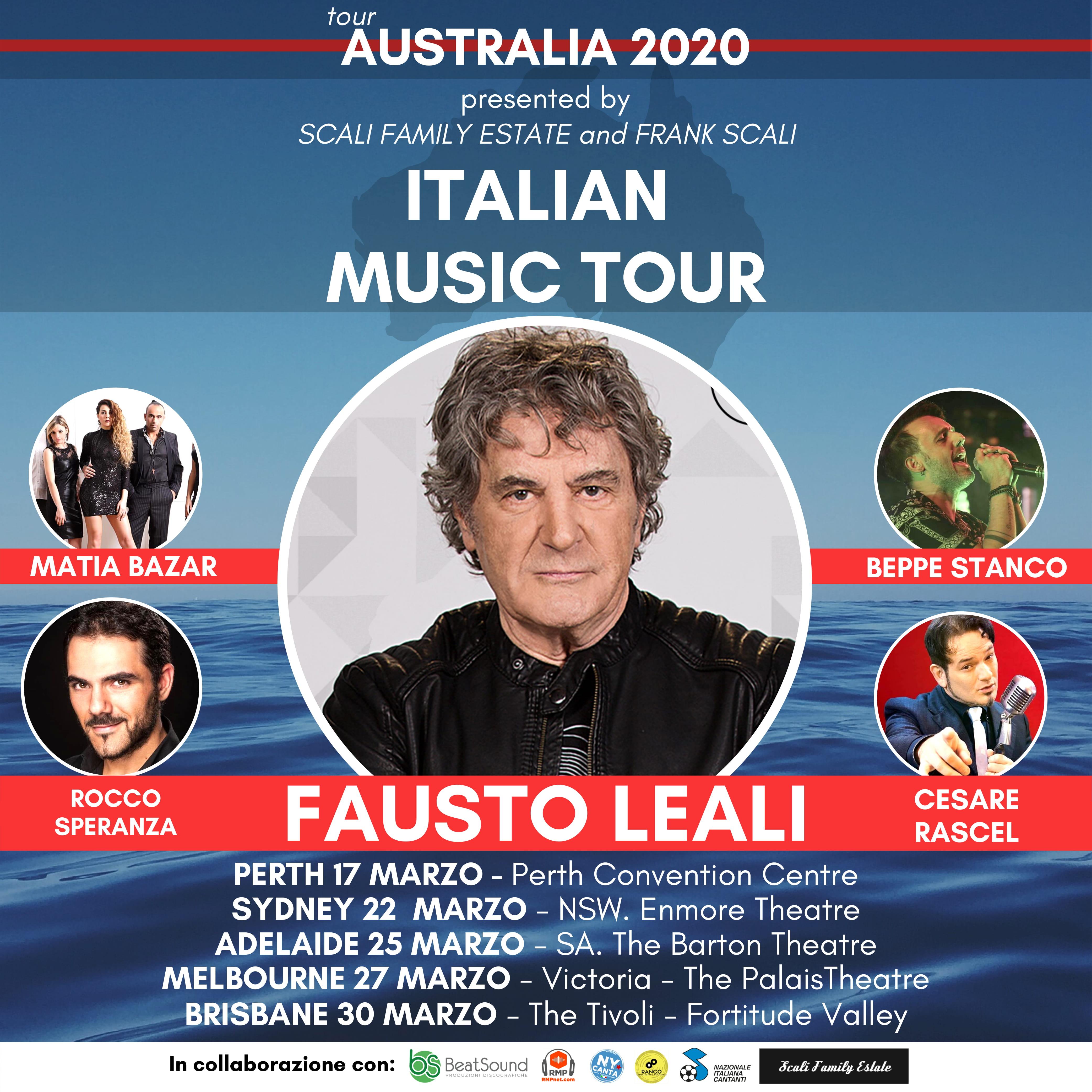 Italian Music Tour